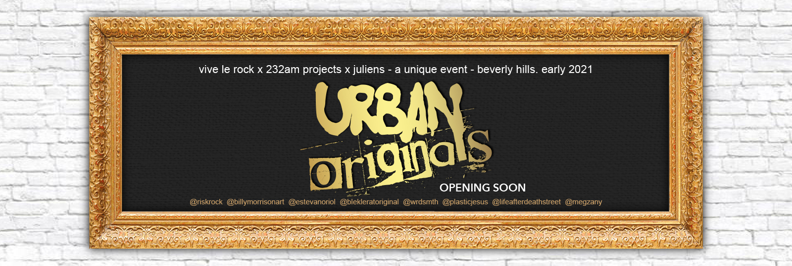 Urban Originals