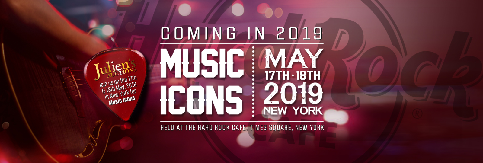 Music Icons May 2019
